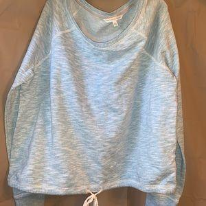 Victoria's Secret sweatshirt with pull string